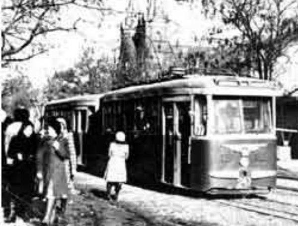 Как прокладывал свой путь николаевский трамвай