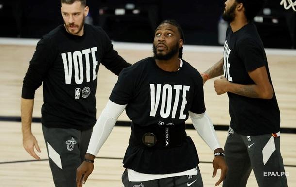 Мат и спорт. Как американцев зовут голосоватьСюжет