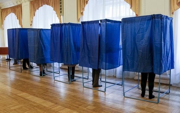 В центральных областях лидирует партия За майбутне - опросВыборы